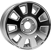 Jante ALY03496U20N Wheel, Aluminum, Silver, 16 in. x 7 in., Sold Individually