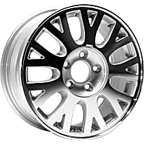 Jante ALY03497U20N Wheel, Aluminum, Silver, 16 in. x 7 in., Sold Individually