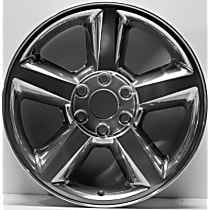 Jante ALY05308U80N Wheel, Aluminum, Polished, 20 in. x 8.5 in., Sold Individually