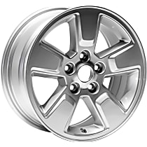 Jante ALY09084U20N Wheel, Aluminum, Silver, 16 in. x 7 in., Sold Individually