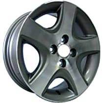 Jante ALY63868U35N Wheel, Aluminum, Silver, 15 in. x 6 in., Sold Individually