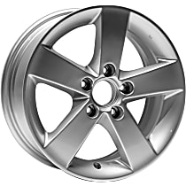 Jante ALY63899U20N Wheel, Aluminum, Silver, 16 in. x 6.5 in., Sold Individually