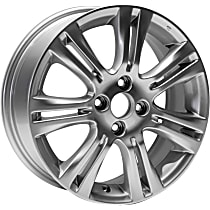 Jante ALY63990U20N Wheel, Aluminum, Silver, 16 in. x 6 in., Sold Individually