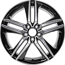Jante ALY64083U45N Wheel, Aluminum, Black, 19 in. x 8 in., Sold Individually