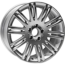 Jante ALY65432U20N Wheel, Aluminum, Silver, 18 in. x 8.5 in., Sold Individually