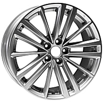 Jante ALY68799U20N Wheel, Aluminum, Silver, 17 in. x 7 in., Sold Individually