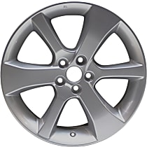 Jante ALY68807U20N Wheel, Aluminum, Silver, 17 in. x 7 in., Sold Individually