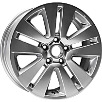 Jante ALY68824U20N Wheel, Aluminum, Silver, 17 in. x 7 in., Sold Individually