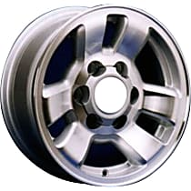 Jante ALY69346U10N Wheel, Aluminum, Silver, 15 in. x 7 in., Sold Individually