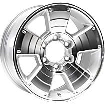 Jante ALY69429U20N Wheel, Aluminum, Silver, 17 in. x 7.5 in., Sold Individually