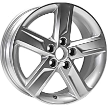 Jante ALY69604U20N Wheel, Aluminum, Silver, 17 in. x 7 in., Sold Individually