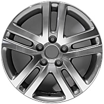 Jante ALY69812U35N Wheel, Aluminum, Silver, 16 in. x 6.5 in., Sold Individually
