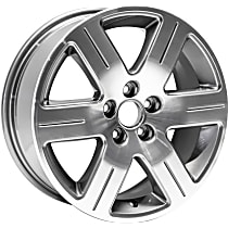 Jante ALY69814U35N Wheel, Aluminum, Silver, 16 in. x 6.5 in., Sold Individually