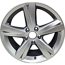 Jante ALY69928U20N Wheel, Aluminum, Silver, 17 in. x 7 in., Sold Individually