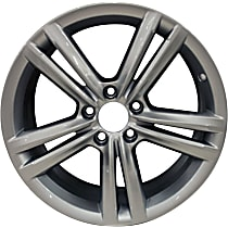 Jante ALY69929U20N Wheel, Aluminum, Silver, 18 in. x 8 in., Sold Individually