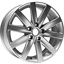 Jante ALY69936U20N Wheel, Aluminum, Silver, 17 in. x 7 in., Sold Individually