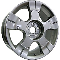 Jante ALY74160U20N Wheel, Aluminum, Silver, 18 in. x 8 in., Sold Individually