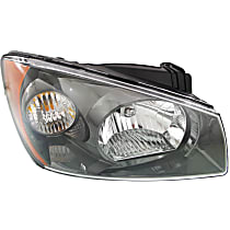 Passenger Side Headlight, With bulb(s) - 2nd Generation