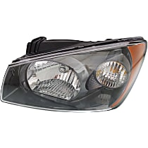 Driver Side Headlight, With bulb(s) - 2nd Generation