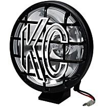 Offroad Light - Black, PolyMax, Sold individually