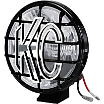 KC Hilites 1151 Offroad Light - Black, PolyMax, Sold individually