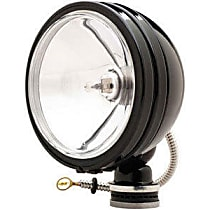 KC Hilites 1238 Offroad Light - Powdercoated Black, Stainless Steel, Sold individually