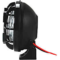 1451 Offroad Light - Black, PolyMax, Sold individually