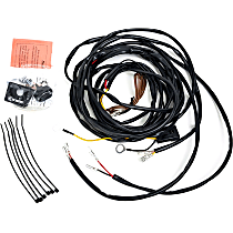 KC Hilites 63082 Offroad Light Wiring Harness - Universal