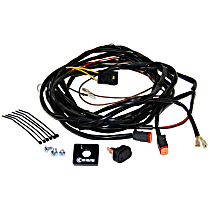 6308 Offroad Light Wiring Harness - Universal