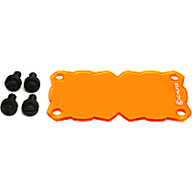 72085 Offroad Light Cover - Clear, Acrylic, Universal, Sold individually