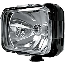 7208 Light Guard - Clear, Acrylic, Direct Fit