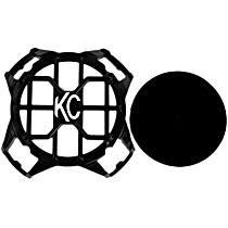 7218 Light Guard - Black, ABS Plastic, Universal
