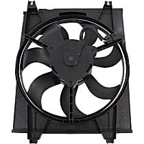 OE Replacement Radiator Fan - Passenger Side