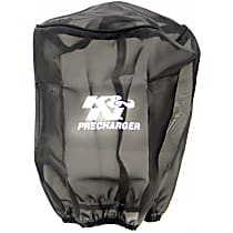 Pre-Filter - Black, Polyester, Universal, Sold individually