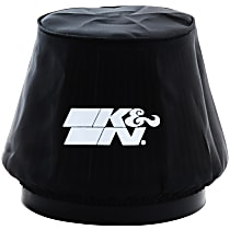 Pre-Filter - Black, Silicone treated polyester, Universal, Sold individually