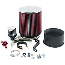 K&N 57 Series FIPK Cold Air Intake - Oiled
