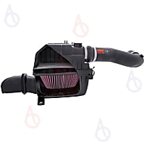 K&N 57 Series FIPK Cold Air Intake - Oiled