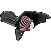 K&N 63 Series AirCharger Cold Air Intake - Oiled