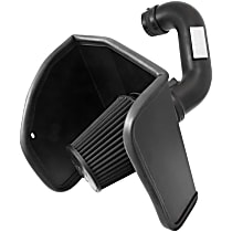 K&N Blackhawk Cold Air Intake - Dry