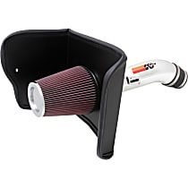 K&N 77 Series Cold Air Intake - Oiled