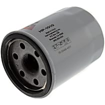 K&N HP-1010 Oil Filter - Canister, Direct Fit, Sold individually