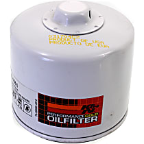 HP-1011 Oil Filter - Canister, Direct Fit, Sold individually