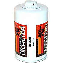 HP-2001 Oil Filter - Canister, Direct Fit, Sold individually