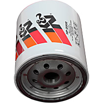 HP-2002 Oil Filter - Canister, Direct Fit, Sold individually