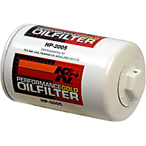 HP-2005 Oil Filter - Canister, Direct Fit, Sold individually