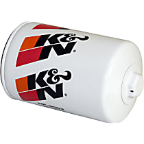 K&N HP-3003 Oil Filter - Canister, Direct Fit, Sold individually