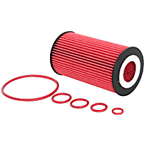 HP-7004 Oil Filter - Cartridge, Direct Fit, Sold individually