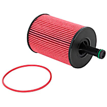HP-7031 Oil Filter - Cartridge, Direct Fit, Sold individually