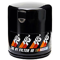 Oil Filter - Canister, Direct Fit, Sold individually