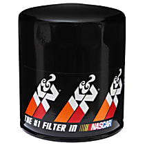 K&N PS-2003 Oil Filter - Canister, Direct Fit, Sold individually